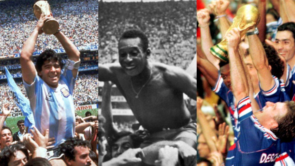 Las 10 mejores selecciones de fútbol del mundo
