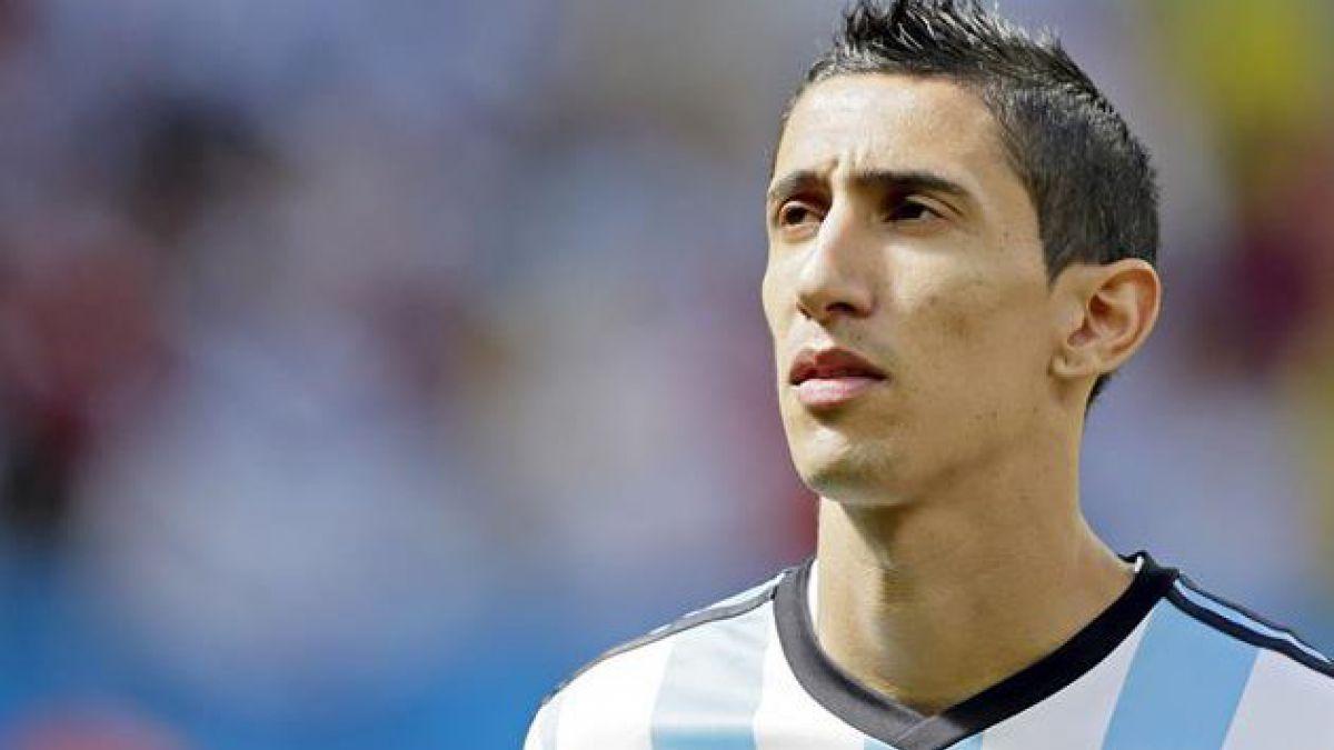 Aseguran que Di María tendría acuerdo para jugar en el PSG