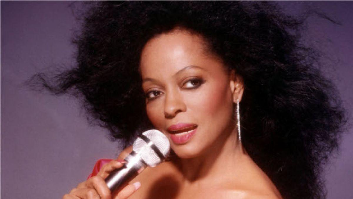 Este es el top 5 de Diana Ross en su cumpleaños n°70