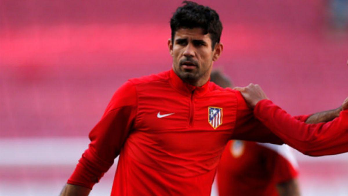 Confirman que Diego Costa tiene microrrotura y arriesga su participación en el Mundial