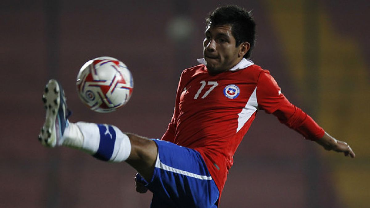 Diego Rojas quedó descartado para el Mundial de Turquía