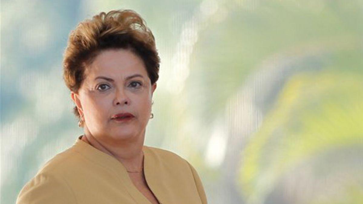Dilma Rousseff expresa su tristeza por la goleada que sufrió Brasil ante Alemania