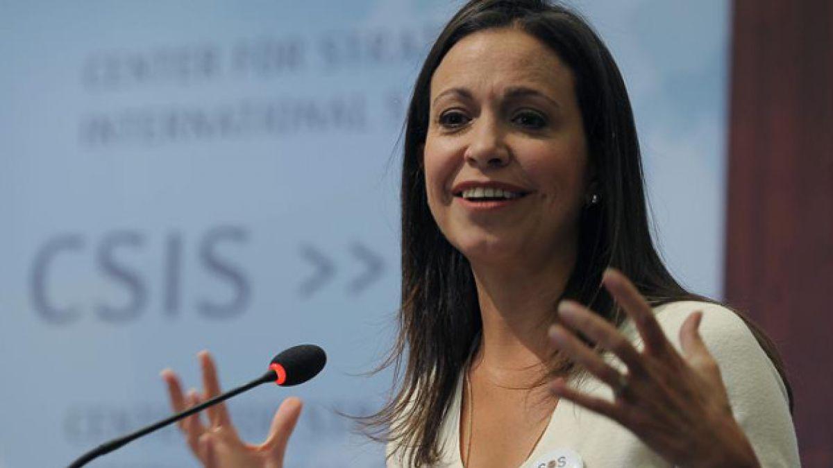 """Diputada opositora afirma que proceso de cambio en Venezuela es """"irreversible"""""""