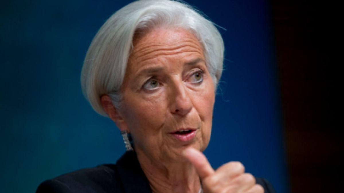 Directora del FMI ve nubes más oscuras en el horizonte del crecimiento mundial