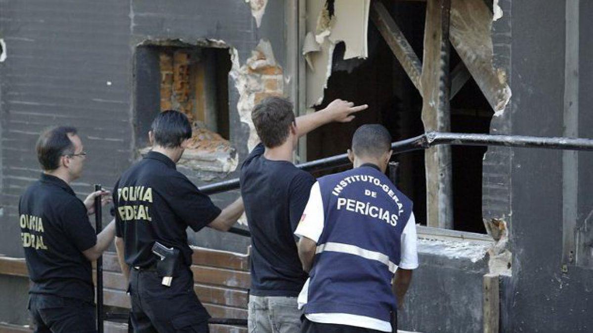 Tragedia en Brasil: Detienen a dueño de discoteque y 2 músicos