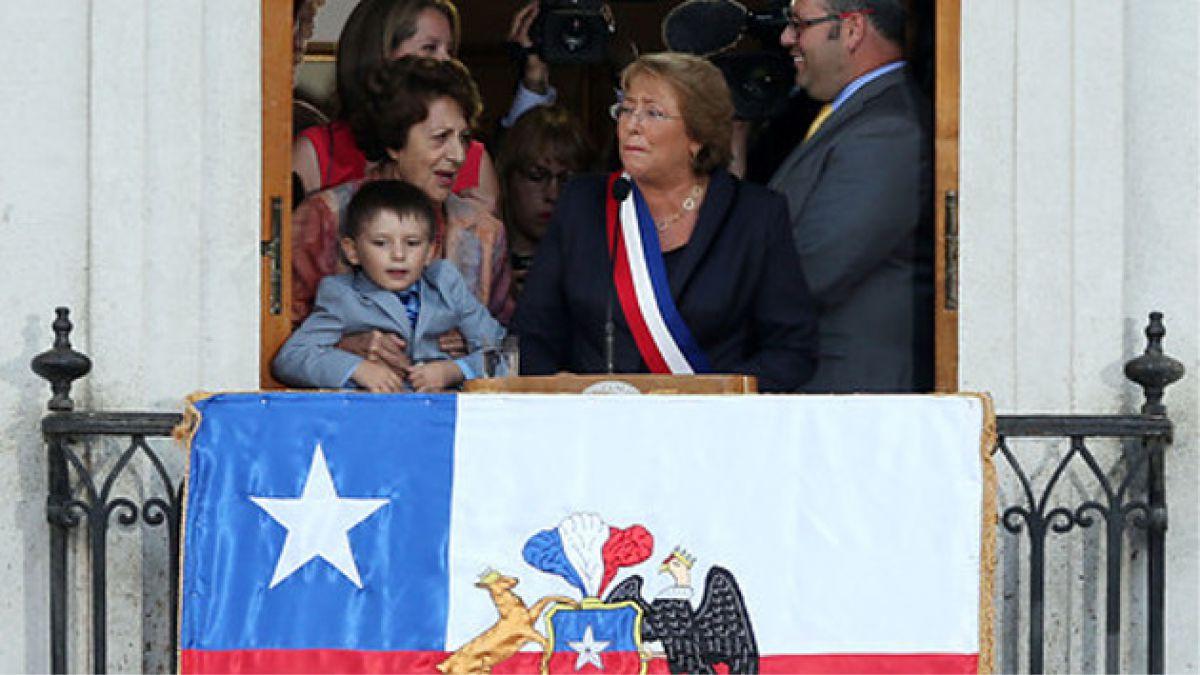 Los discursos de Michelle Bachelet en Word Clouds
