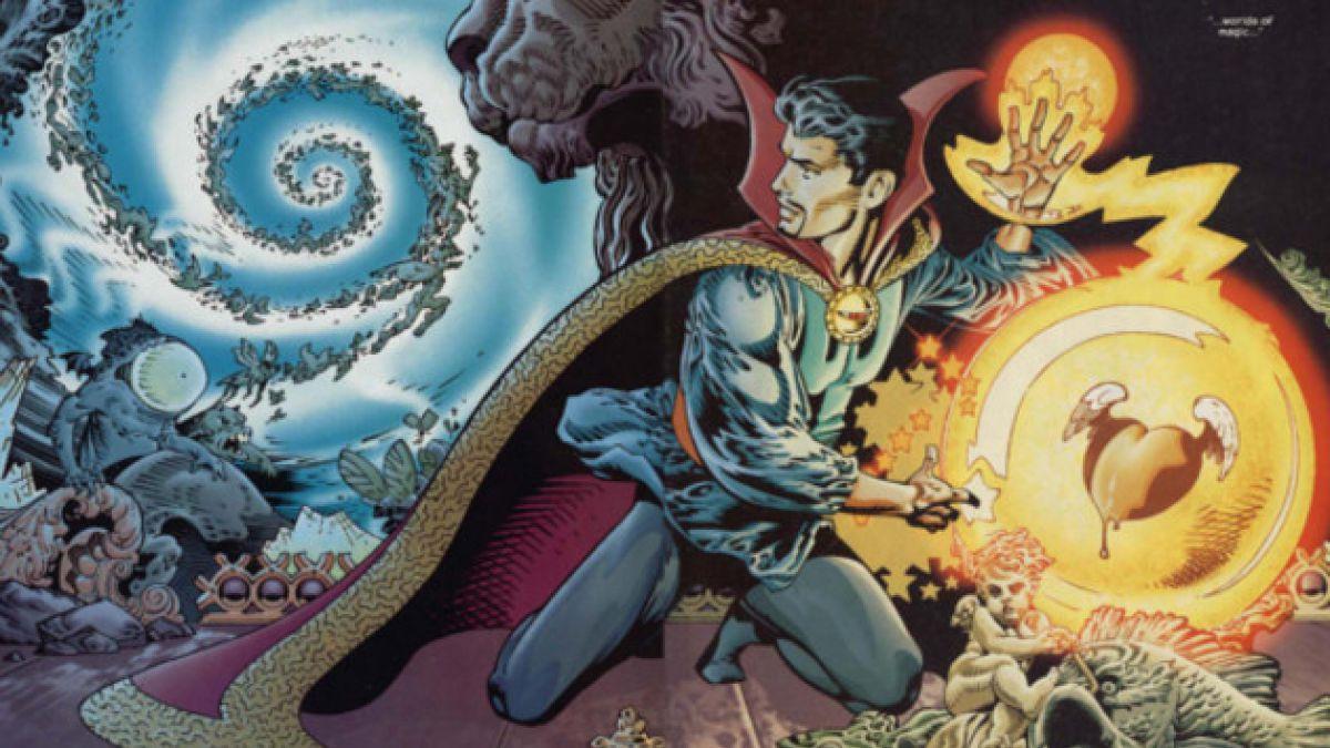 """Estos son los nuevos detalles de """"Doctor Strange"""", la ambiciosa película de Marvel"""