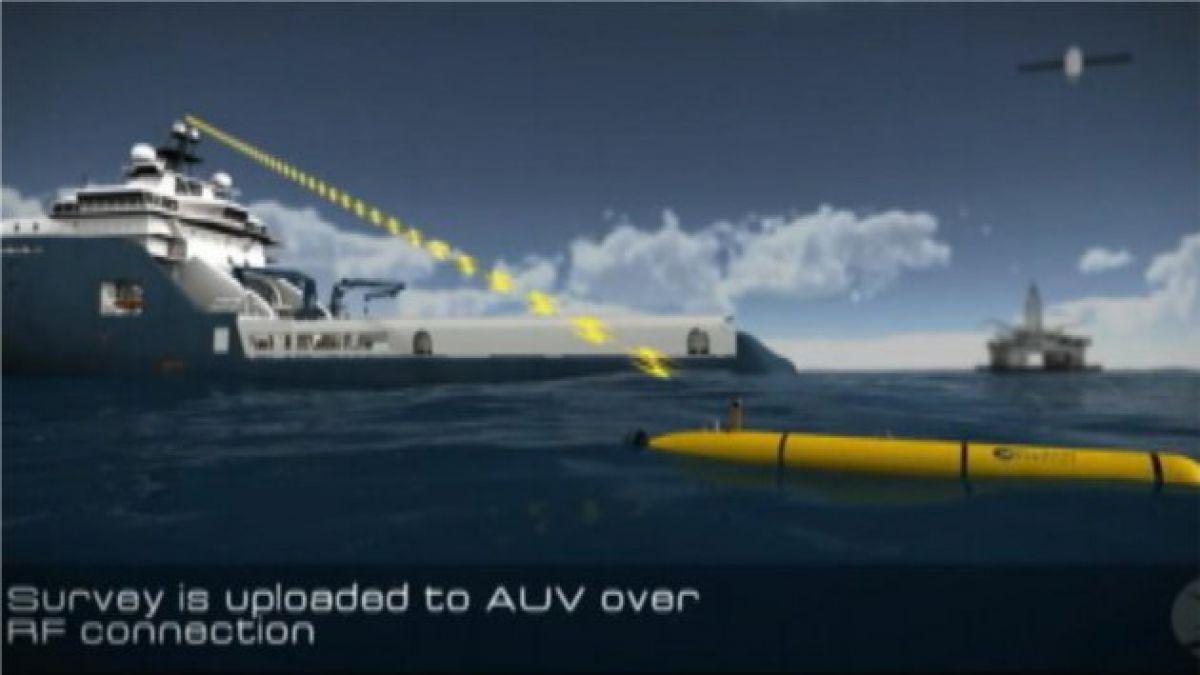 [VIDEO] Nuevos y modernos drones submarinos irán en busca del Malaysia MH370