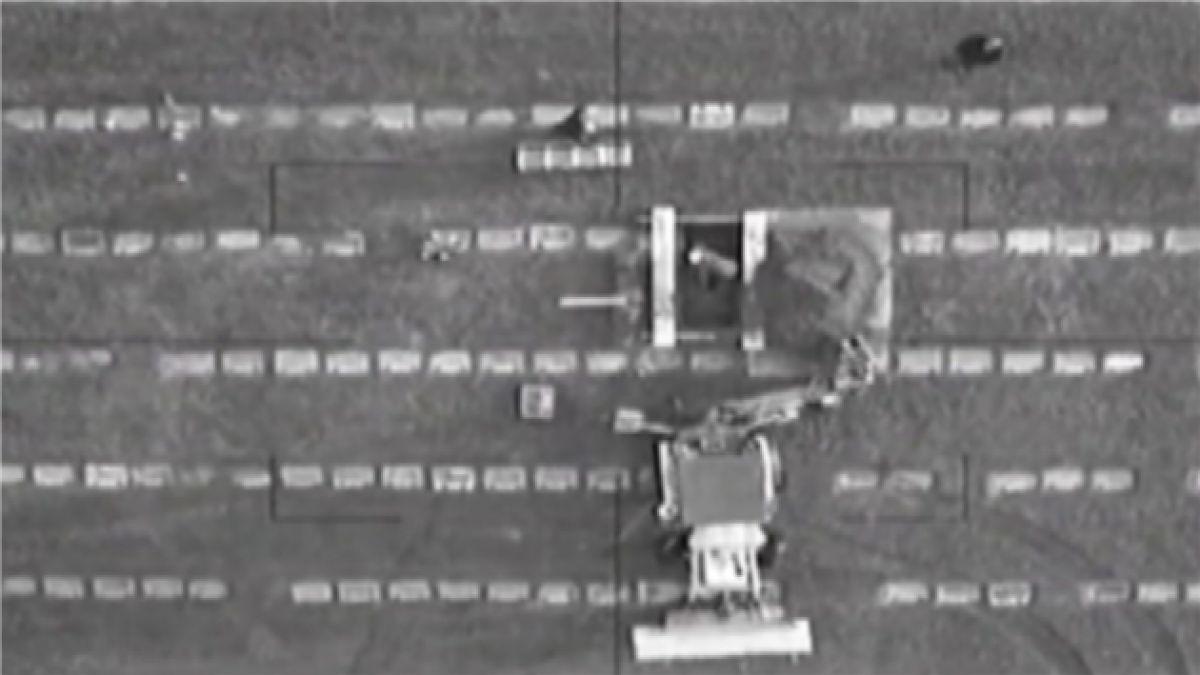 VIDEO: ¿Cómo se vería EE.UU. bajo el acecho de uno de sus polémicos drones?