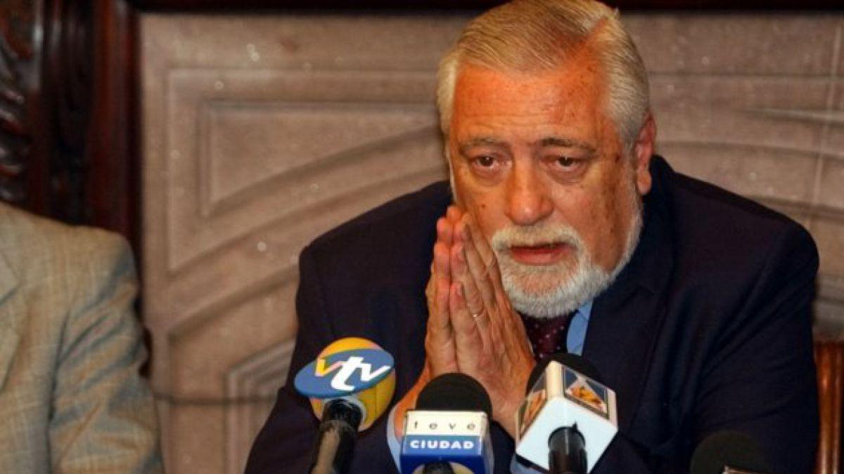 Falleció el secretario de Derechos Humanos de Argentina