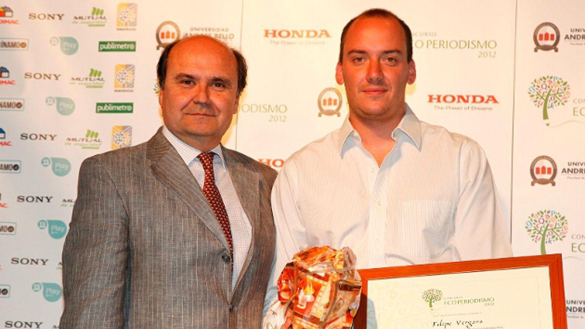 Trabajo de Reporteros gana premio EcoPeriodismo 2012