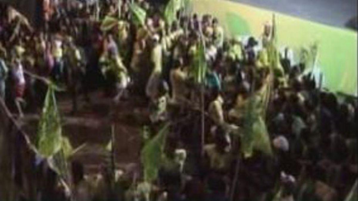 Ataque en acto de campaña deja 2 muertos en Ecuador