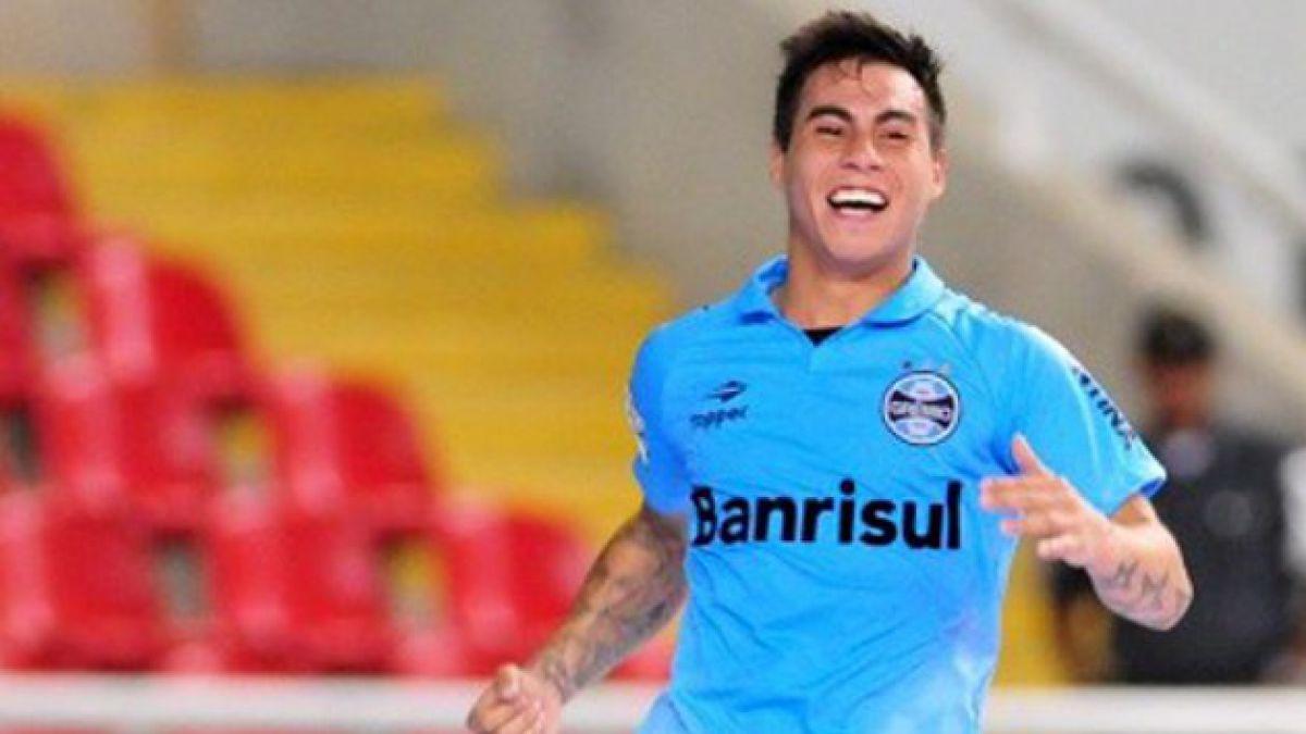 [FOTOS] Queens Park Rangers confirma a Eduardo Vargas como nuevo refuerzo