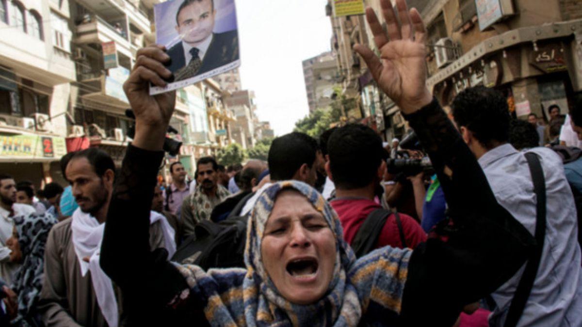 Condenan a muerte a más de 680 simpatizantes musulmanes en Egipto