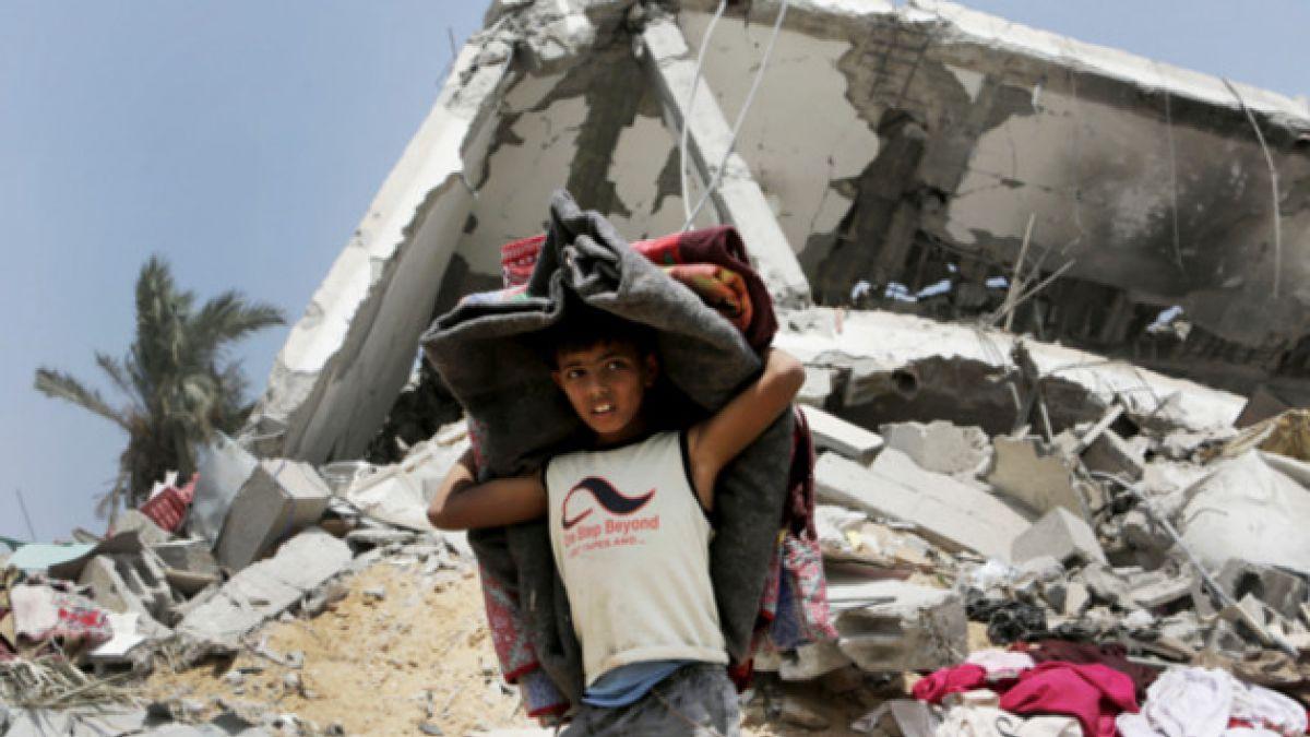 Egipto empieza mediación para conseguir alto al fuego duradero en Gaza