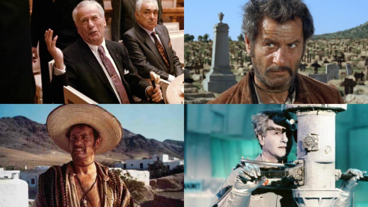 Los 7 papeles que marcaron la carrera del actor Eli Wallach