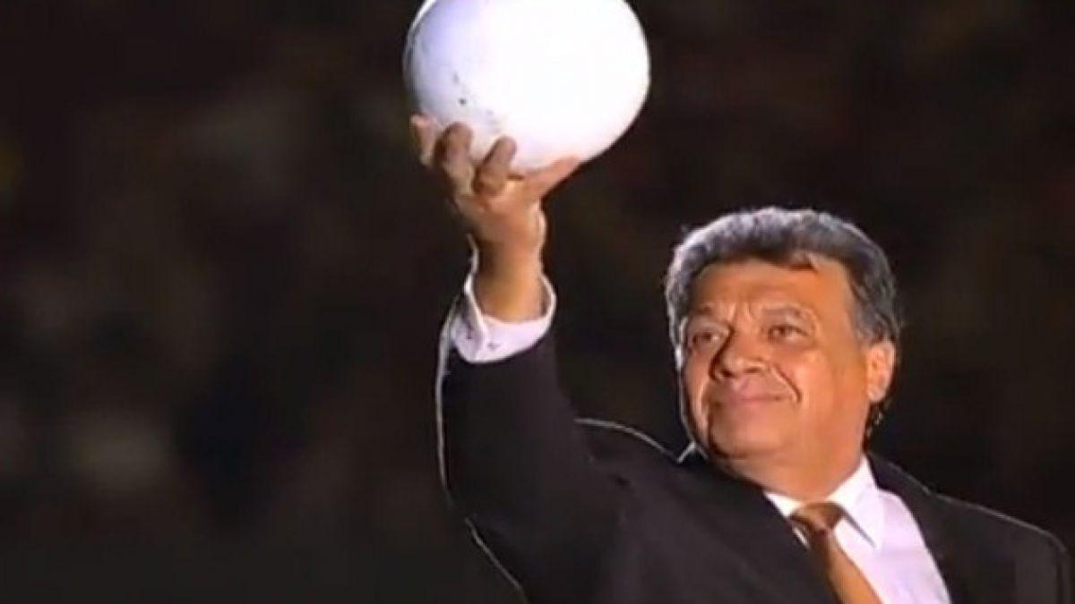 VIDEO: Inter de Porto Alegre brinda homenaje a Elías Figueroa