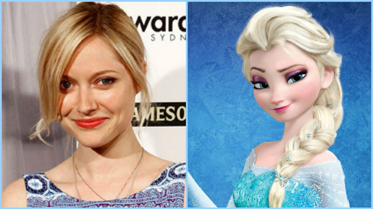 "Once Upon a Time confirma a actriz que interpretará a Elsa de ""Frozen"""