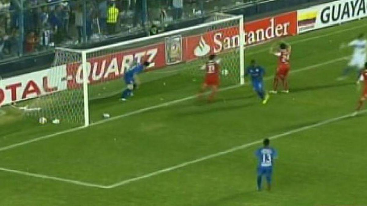 U. Católica avanzó a octavos de final de la Copa Sudamericana