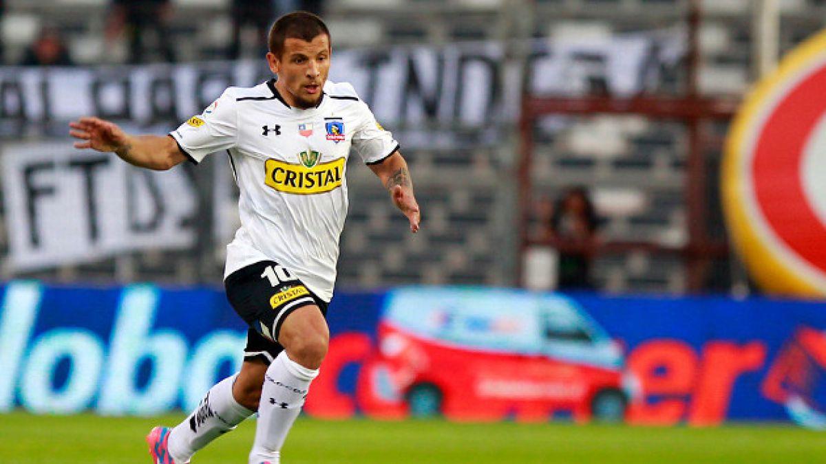 Emiliano Vecchio: La U es un equipo que no luce