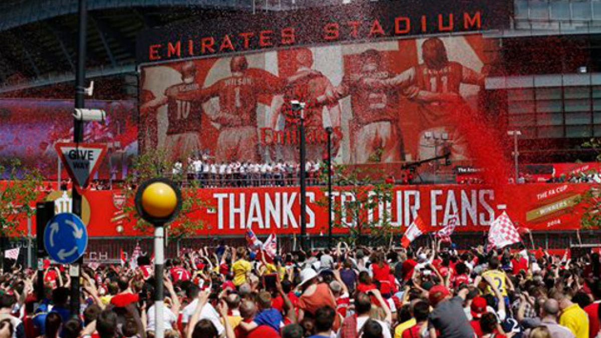 Arsenal: Alexis llega al tercer club más ganador en Inglaterra