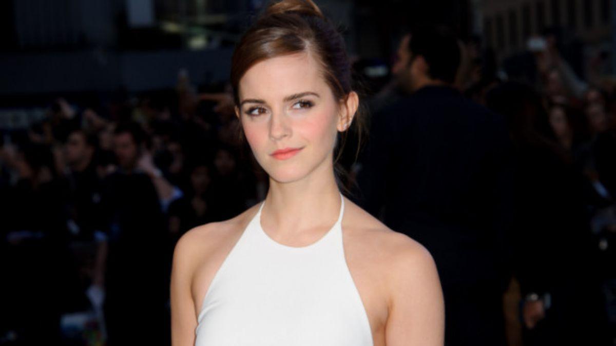 Emma Watson se gradúa en literatura inglesa tras 5 años