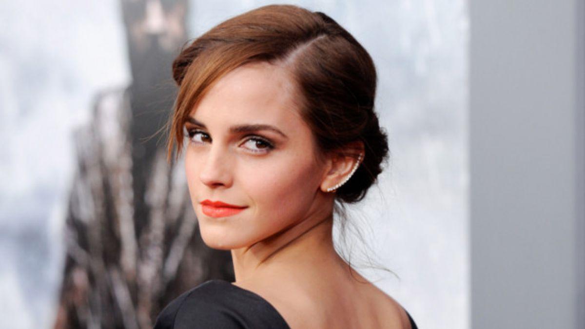 Emma Watson anuncia que dejará la actuación temporalmente.
