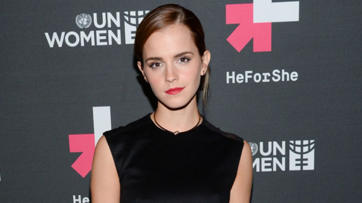 Emma Watson interpretó a Hermione Granger en Harry Potter.