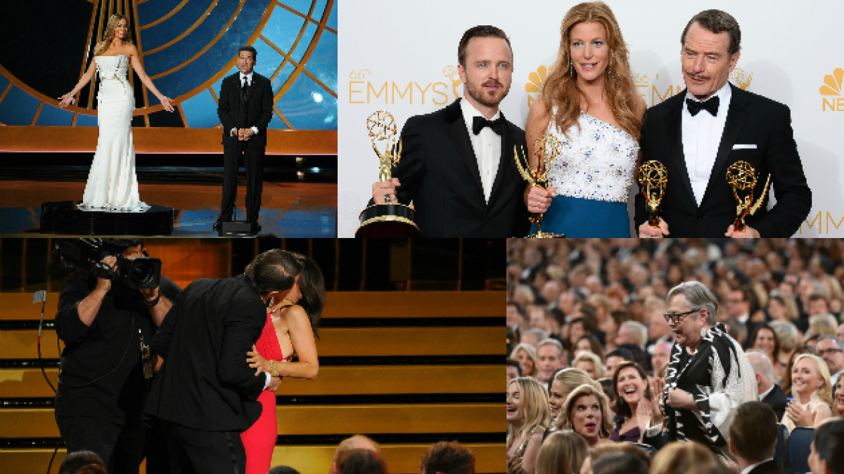 Estos son los 8 momentos más notables que dejaron los Emmy 2014