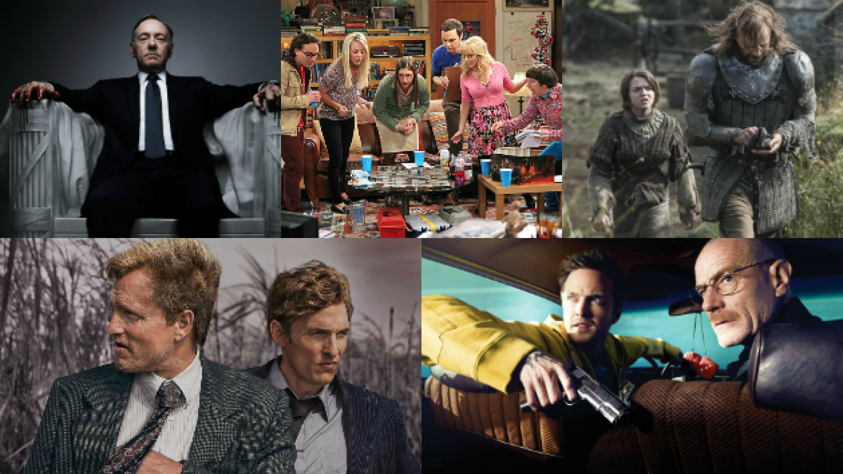 Las 10 series que tienen asegurada una nominación en los Emmy de este año