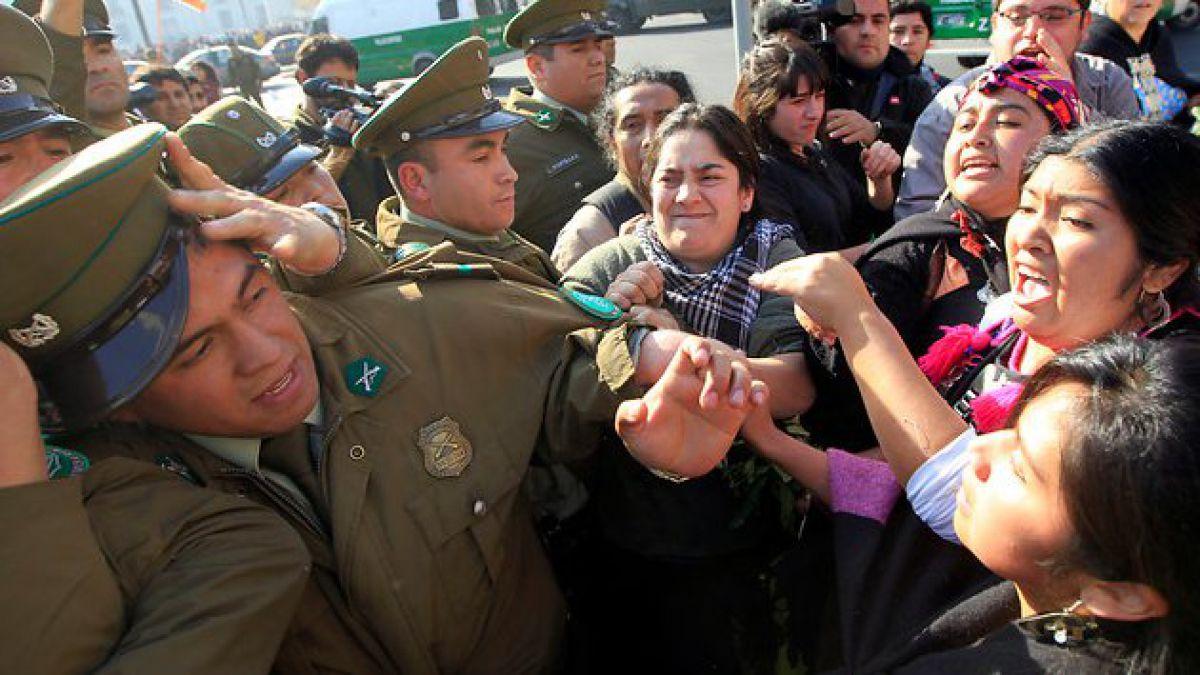 Relator de la ONU pide finalizar uso de Ley Antiterrorista en Chile
