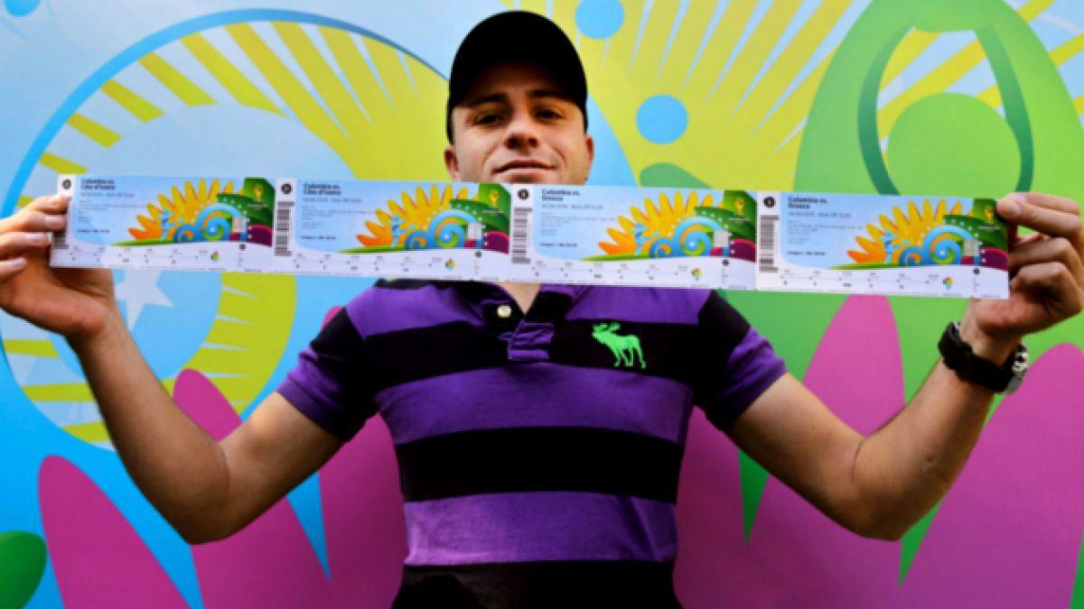 Diez datos para no correr riesgos con las entradas falsas durante el Mundial
