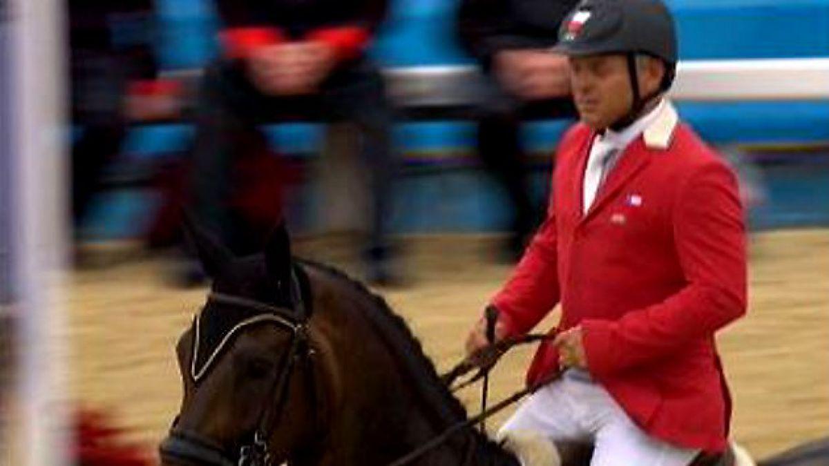 [JJ.OO.] Chile se despidió de la equitación