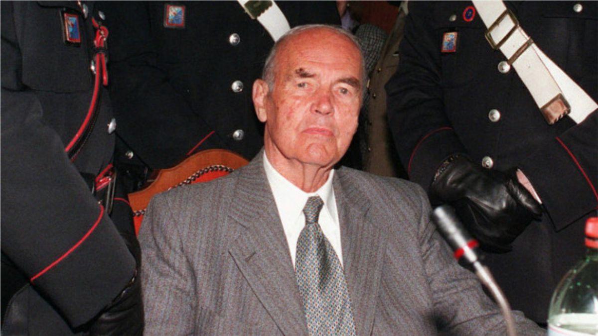 Piden que cuerpo de Erich Priebke sea enviado a Alemania para ser incinerado
