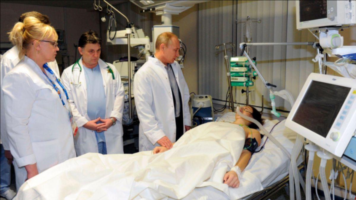 """Esquiadora rusa queda paralizada """"del ombligo hacia abajo"""" tras accidente en Sochi"""