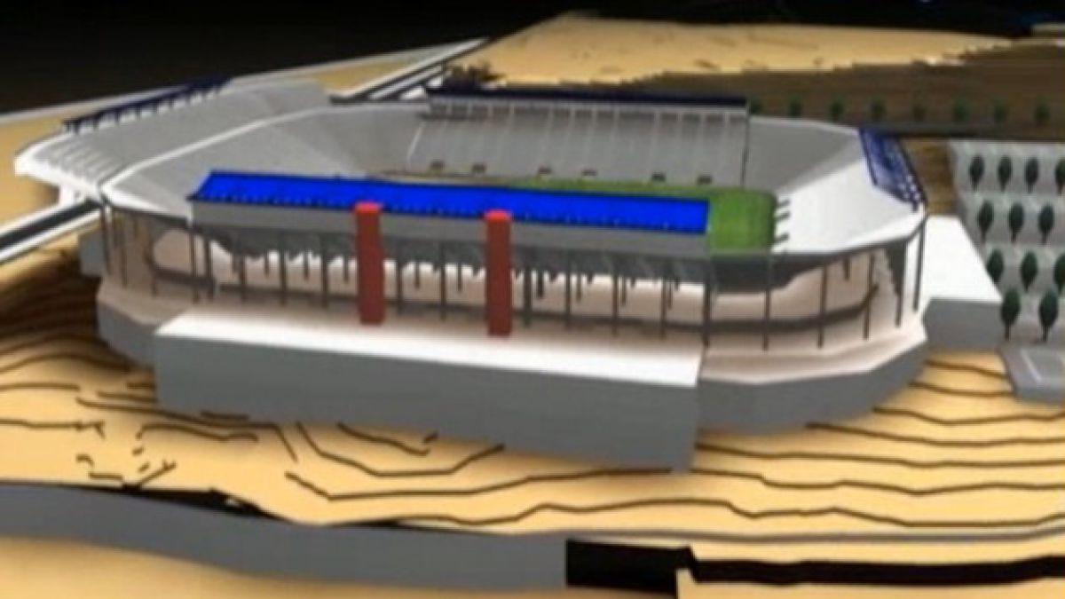 [FOTOS] Este es el Lockhart Stadium, el recinto donde Chile enfrentará a Haití