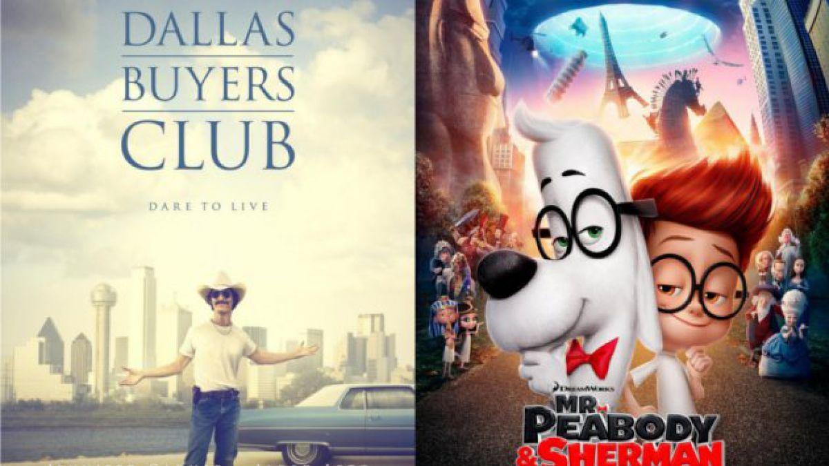 Revisa los estrenos de cine de este jueves 6 de marzo