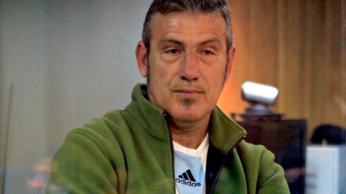 Ex jefe de ETA comparece ante justicia con camiseta de fútbol de Argentina