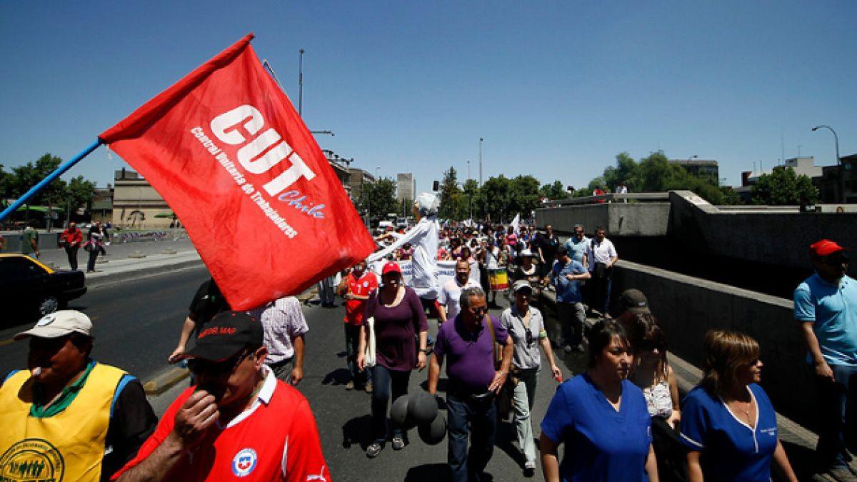 La ruta de la marcha del Día del Trabajador