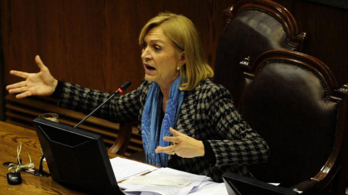 Ministra Matthei afirma que Andrade quiere desviar la atención