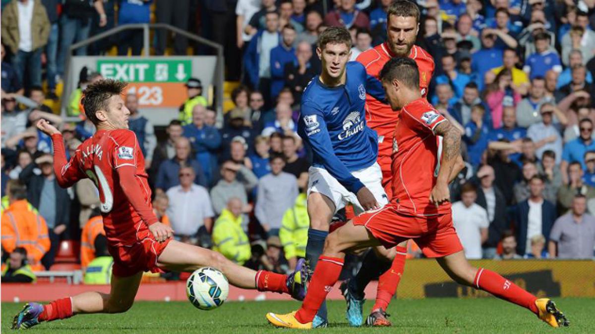 Everton empata en el descuento ante el Liverpool en el derbi de Anfield