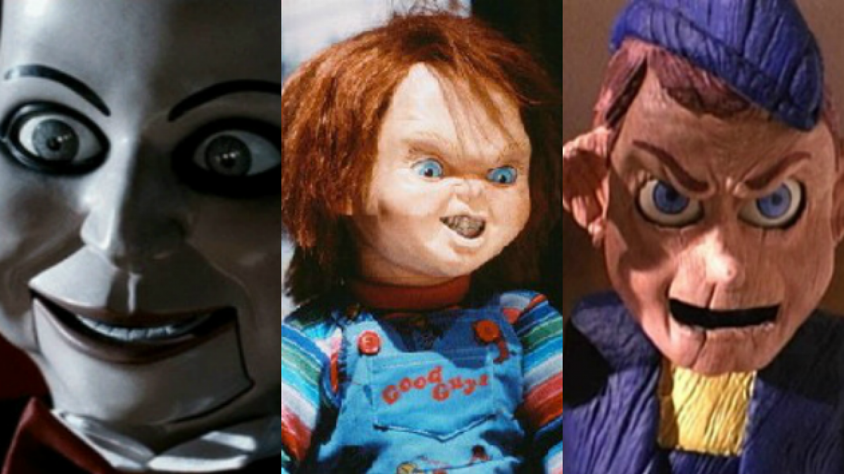 """""""Annabelle"""" no fue la primera: 7 películas protagonizadas por muñecos malignos"""