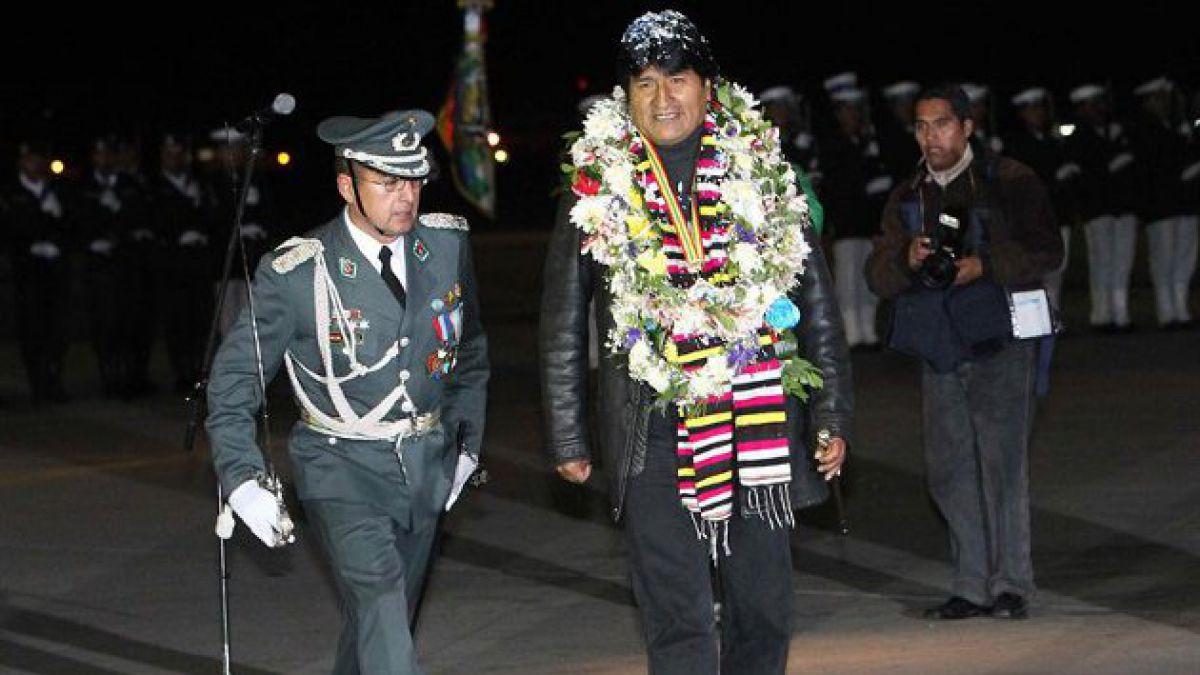 Gobierno español está dispuesto a disculparse con Evo Morales