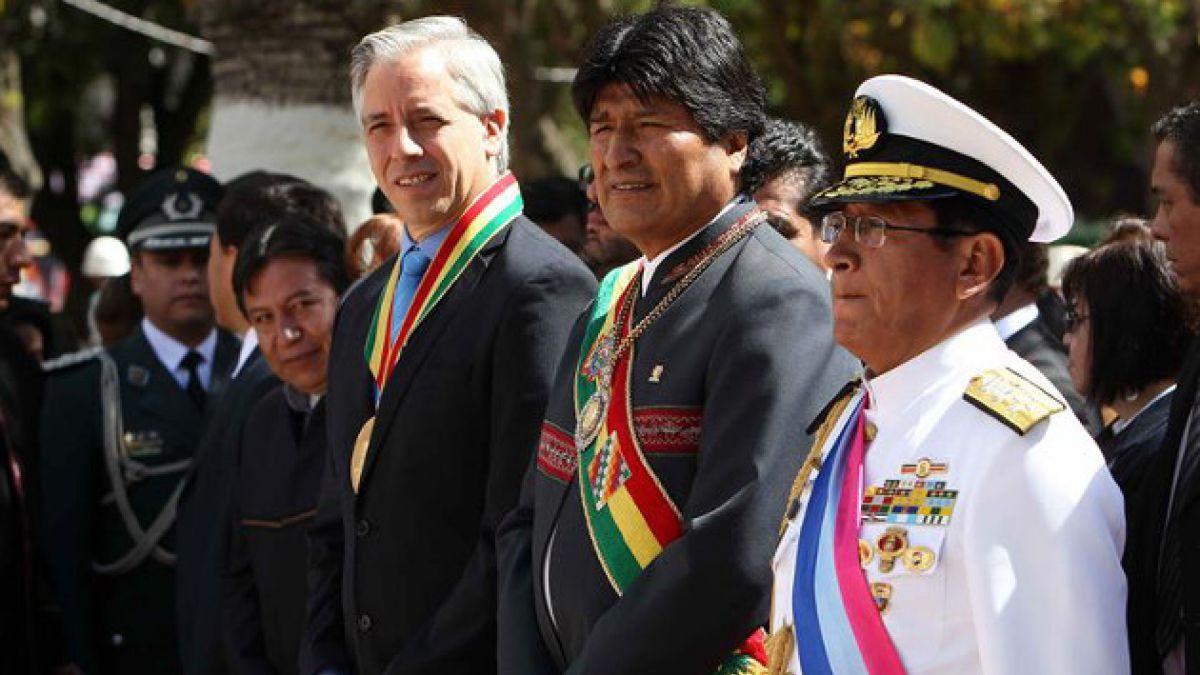 Morales y tratado de 1904: Los chilenos saben que ha sido un tratado injusto