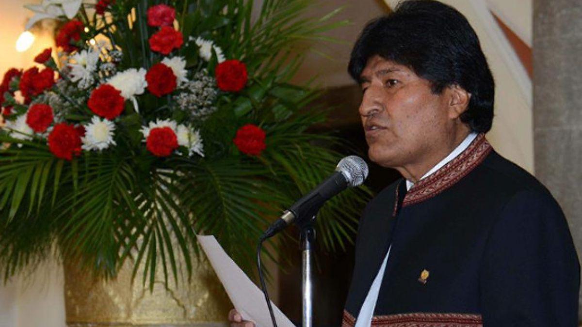 """Bolivia decreta """"reserva y confidencialidad"""" en su política marítima exterior"""