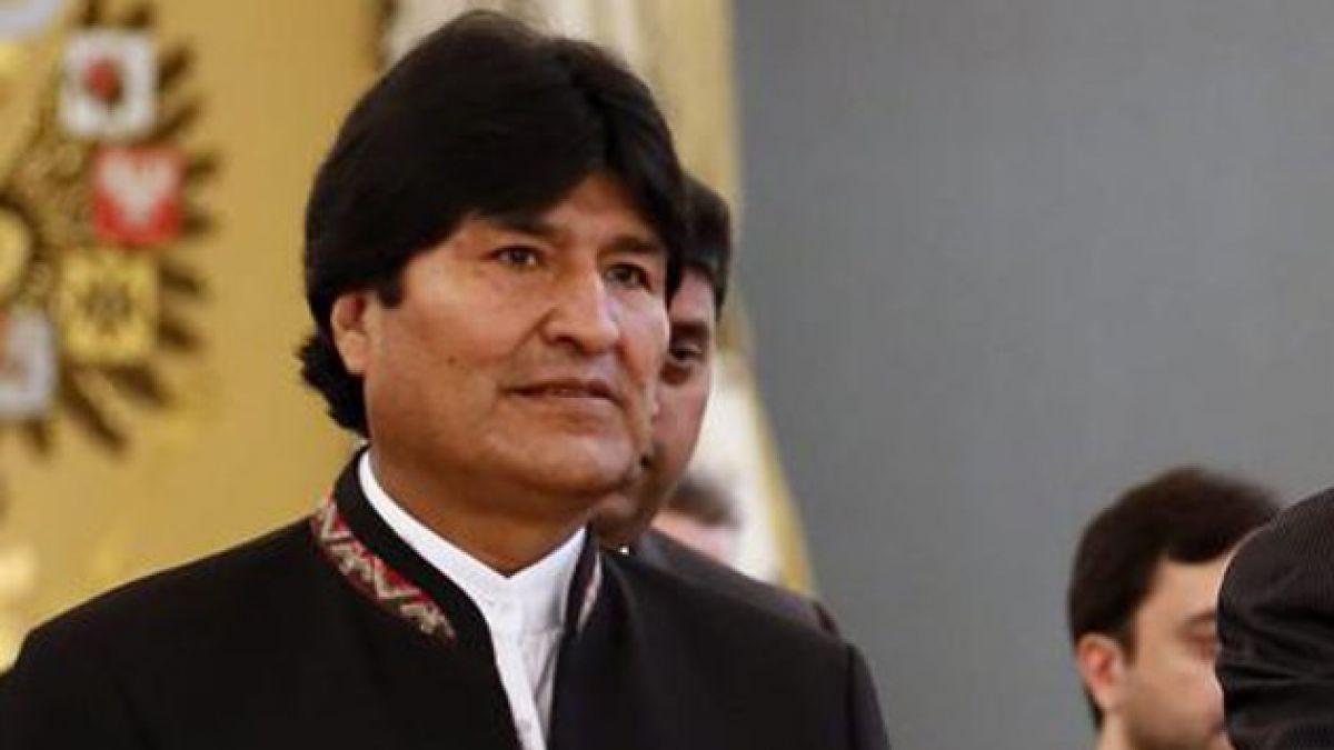 Evo Morales confirma construcción de nueva casa de gobierno