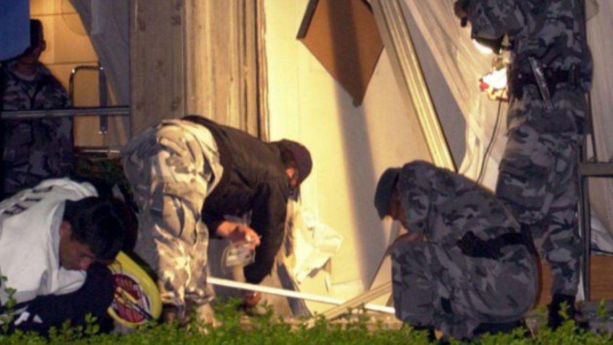 Fuerte explosión en Quito dejó a 3 personas heridas