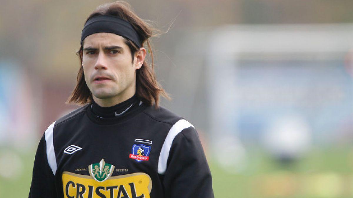 Regresar a Colo Colo, la prioridad de Ezequiel Miralles