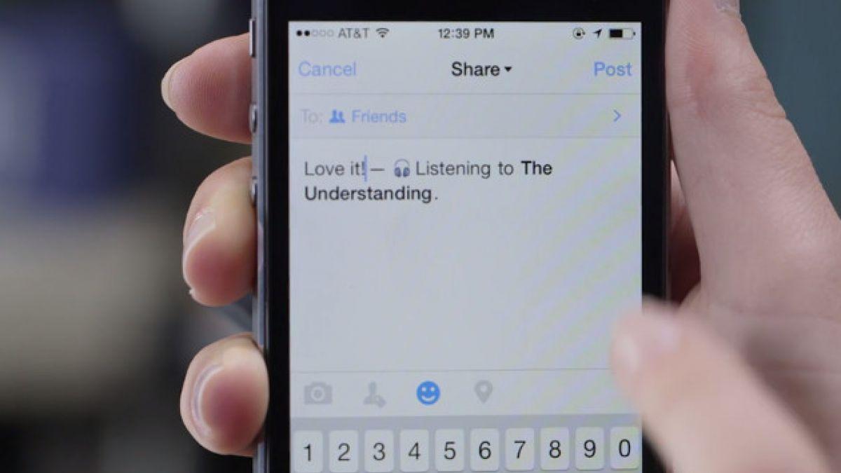 Facebook permite reconocer música y programas de televisión en EE.UU.