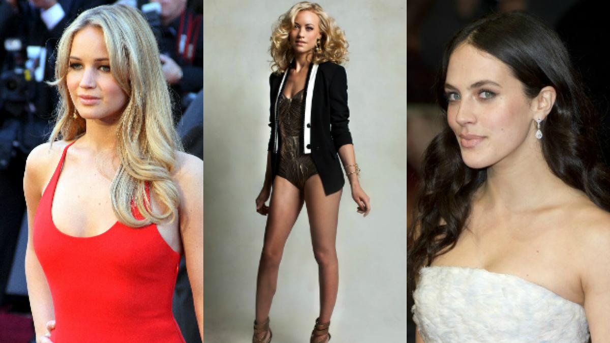 Famosas al desnudo: Estas son las celebridades que fueron víctimas del hackeo